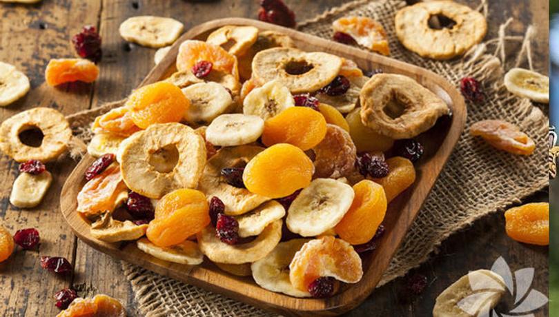 Kurutulmuş meyve yemek kilo aldırır mı?