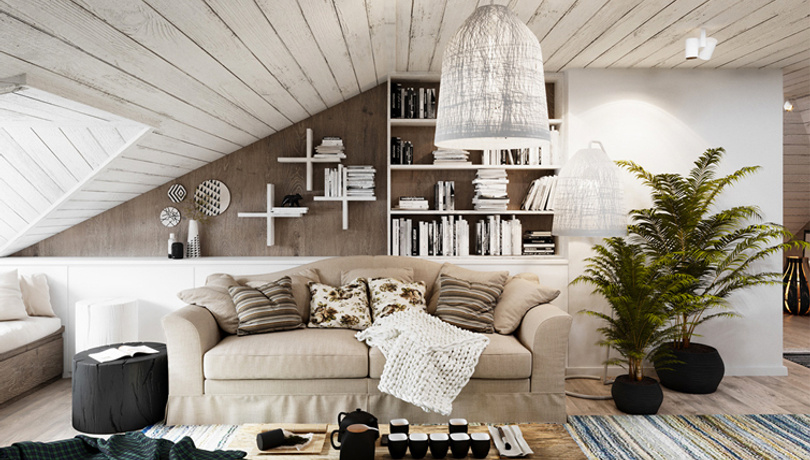 Eviniz için birbirinden farklı dekorasyon çeşitleri
