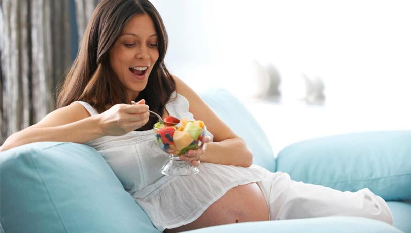 Yaz gebelerine beslenme tavsiyeleri