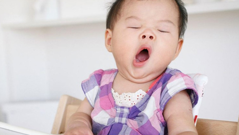 Bebeğiniz bir türlü uyumuyorsa nedeni bu olabilir!