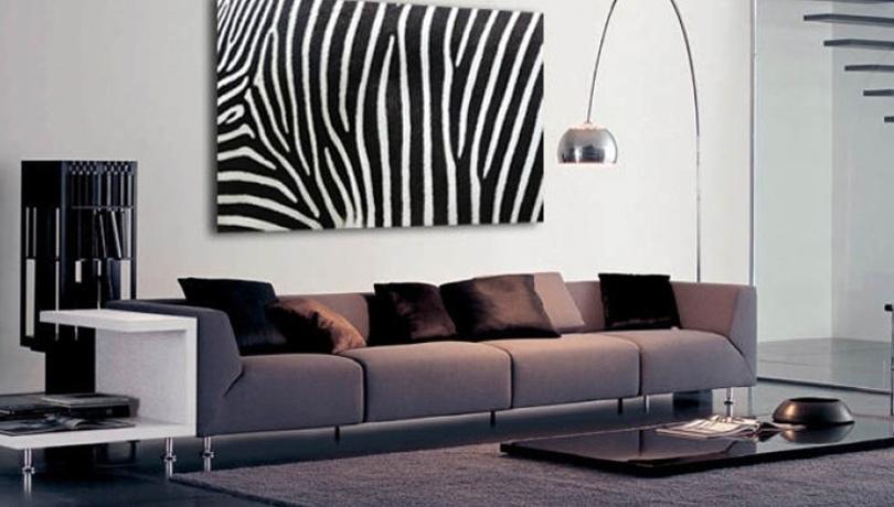 Evinizin dekorasyonunda zebra modasıyla fark yaratın!