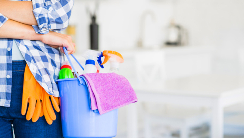 Evinize temizlikçi çağırmadan önce yapmanız gerekenler!