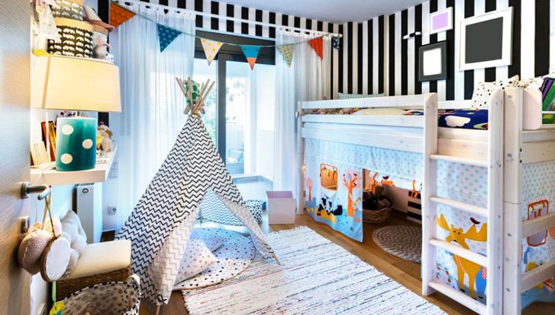 Çocuğunuzun odasını dekore ederken 4 maddeye dikkat!