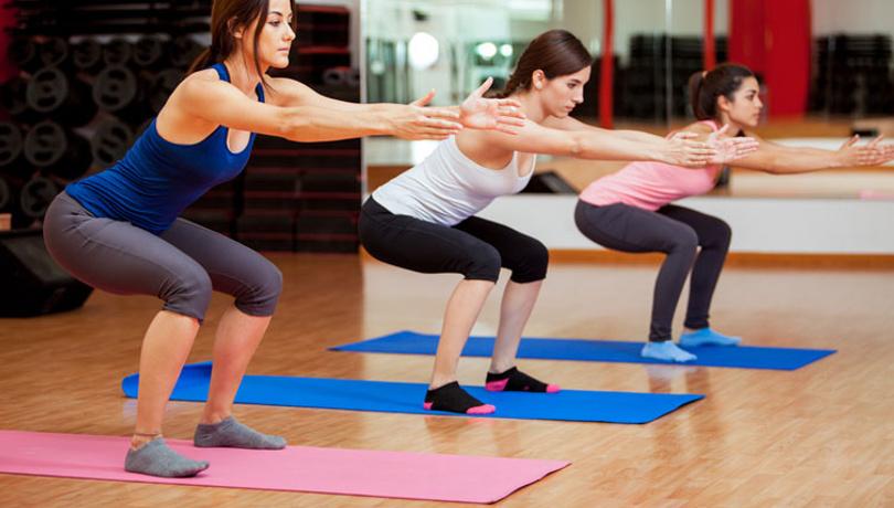 Birçok kişi yanlış yapıyor işte doğru squat hareketi!