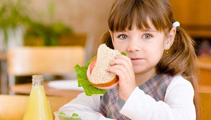 Çocuklar ne kadar yemek yemeli?