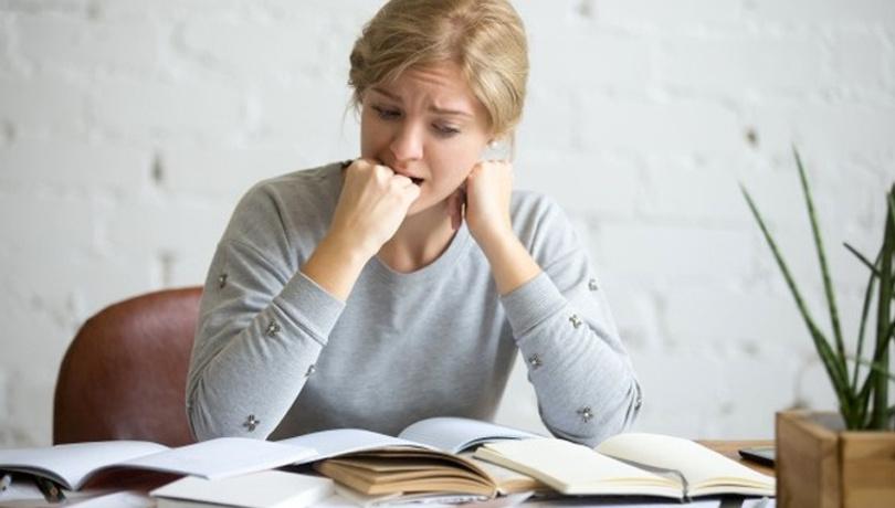 Sınav kaygısını yenmenin en kolay yolları!