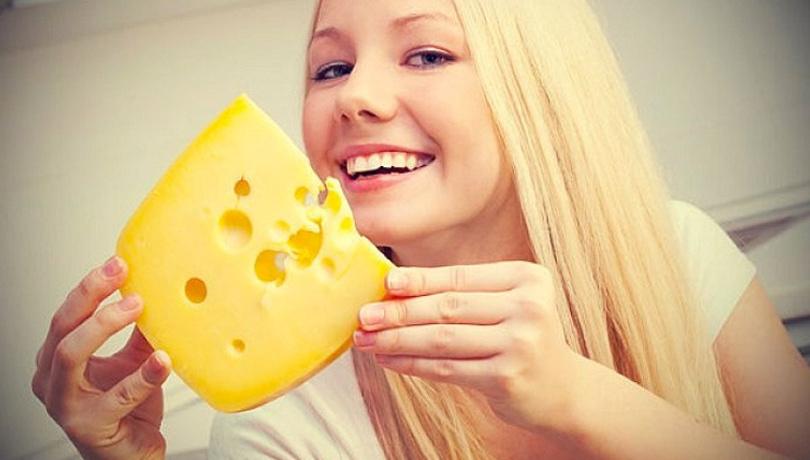 Tatlılardan sonra bir dilim peynir yerseniz...