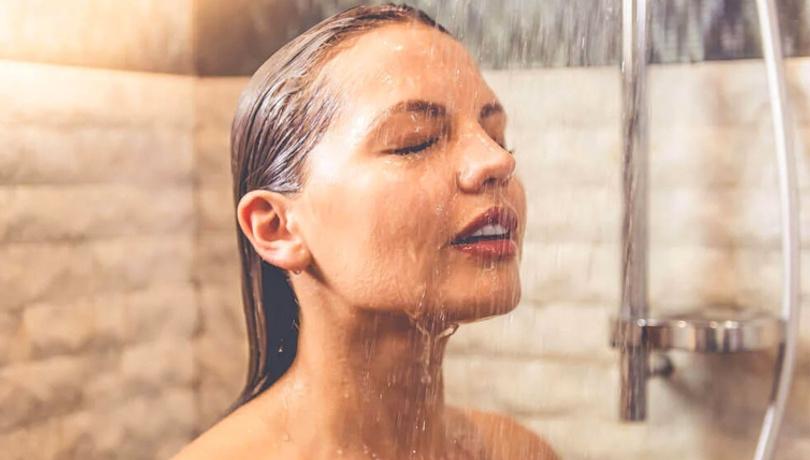 Soğuk duş almak ruh halini iyileştiriyor!