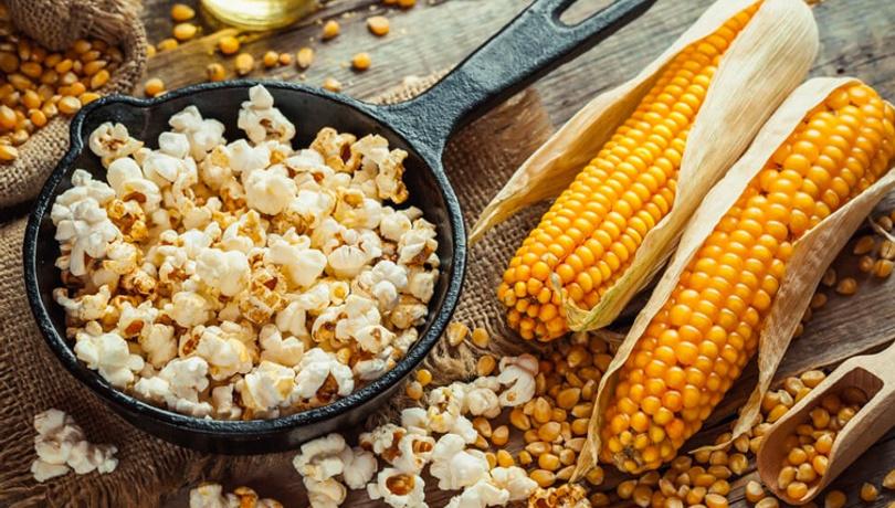 Zayıflamak istiyorsanız patlamış mısır tüketin!