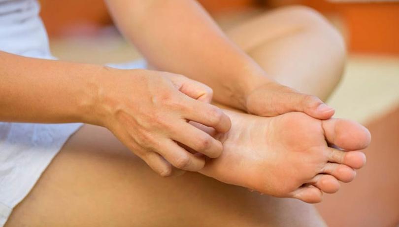Ayağınızın altı sık sık kaşınıyorsa dikkat!