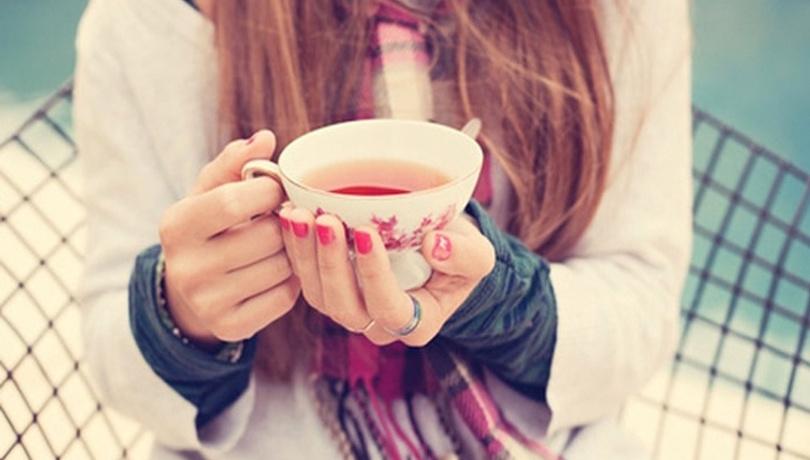 Bu çayı içerek kısa sürede fit görünüme kavuşacaksınız!