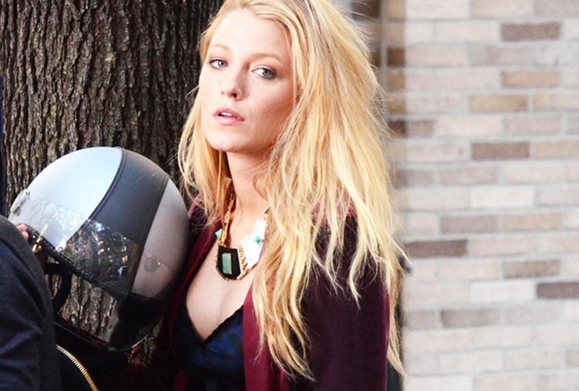 Gossip Girl Serena Van Der Woodsen'la sokak stili yolları 29
