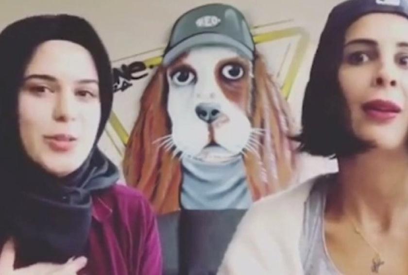 Eylül Öztürk Özkan kimdir eşi ve oynadığı diziler ve başörtülü Esma'yla son videosu