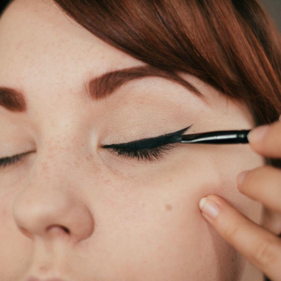 Eyeliner çekme yöntemleri nelerdir