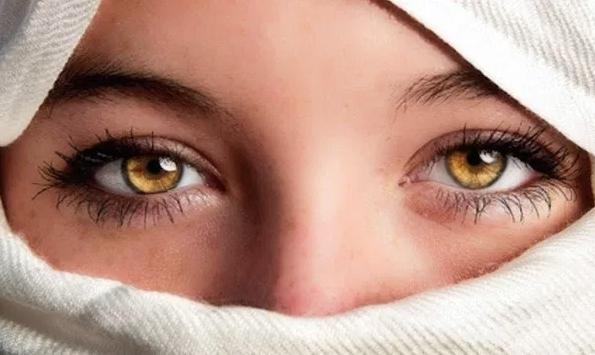 Kehribar Göz Rengi Nasıl Olur Nadir Bulunan Göz Renkleri Nelerdir