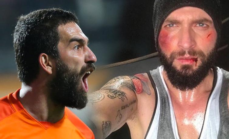 Arda Turan Berkay'la neden kavga etti Berkay hastaneye kaldırıldı!