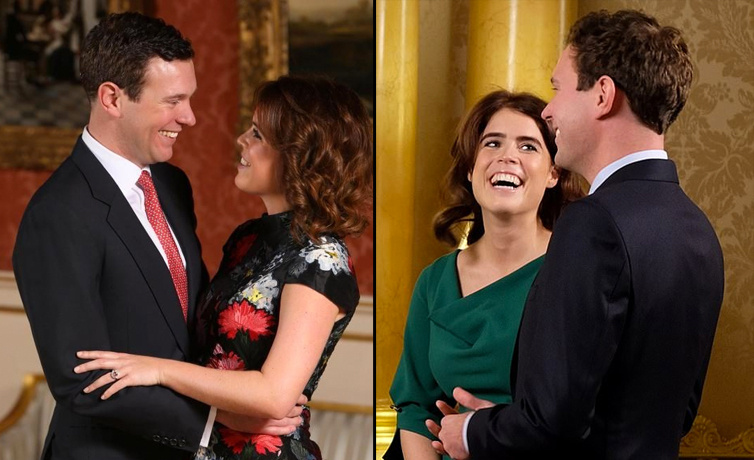 Prenses Eugenie ve eşi Jack Brooksbank kimdir işte tanışma hikayeleri!