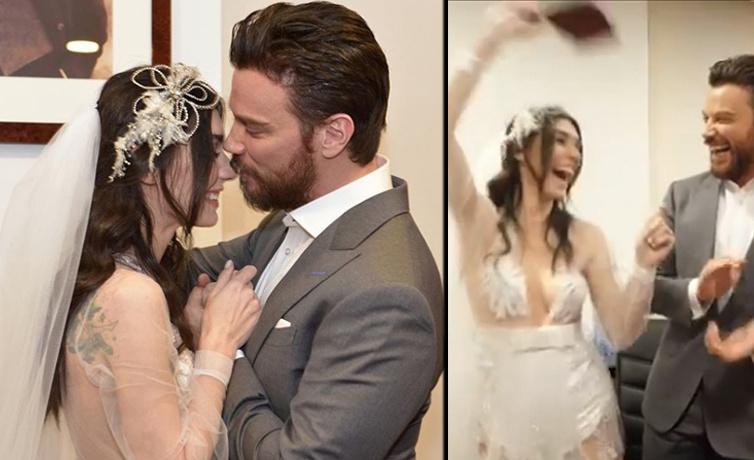 Sinan Akçıl ve Burcu Kıratlı'nın bayram sonrası boşanacağı iddia edildi!