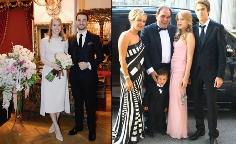 Yıldırım Demirören'in kızı Yelda Demirören evleniyor damat Haluk Kalyoncu kimdir ne iş yapıyor?