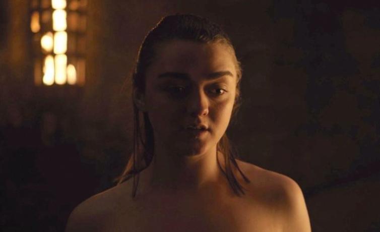 Game Of Thrones 8. sezon 2. bölüm Arya Stark sevişme sahnesi tepki toladı!