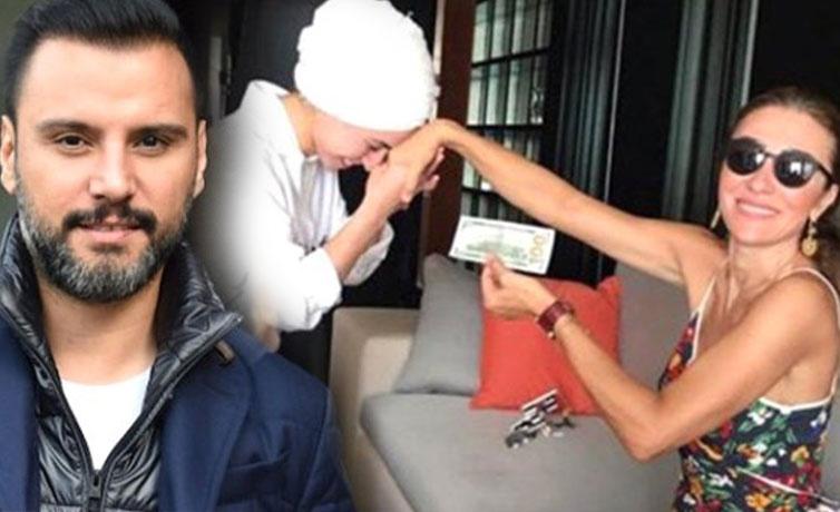 Turizm Bakanı'nın eşi Pervin Ersoy paylaşımıyla Alişan'ı ti'ye alırken tepki topladı!