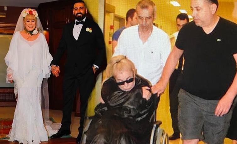 Zerrin Özer'in sağlık durumu nasıl fenalaşarak hastaneye kaldırıldı!