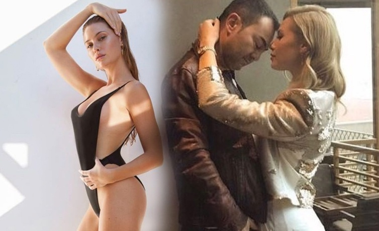 Serdar Ortaç 5 yıl evli kaldığı eşi Chloe Loughnan boşanıyor dilekçe çıktı!
